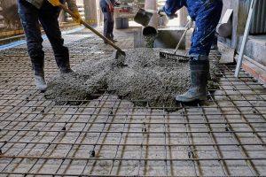 commercial concrete - frisco conrete contractor 1