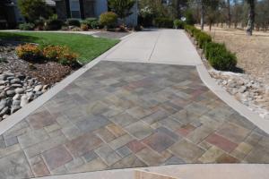 decorative concrete - frisco conrete contractor 1