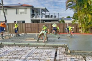 residential concrete - frisco conrete contractor 1